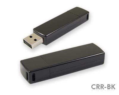 Usb Flash drive twister Black