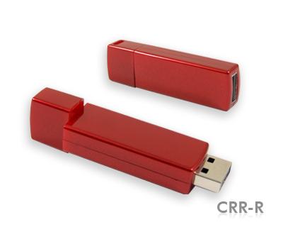 USB-muisti TWIST Red