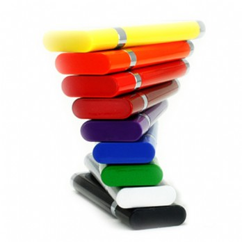 Muoviset USB-muistitikut