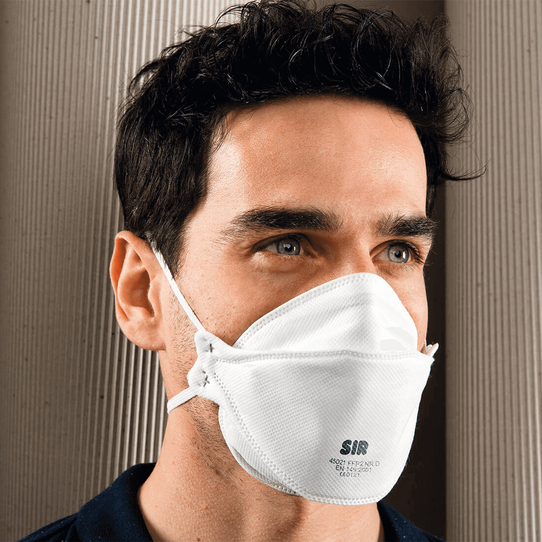 Kokoontaitettava Hengityssuojain FFP2 NR D