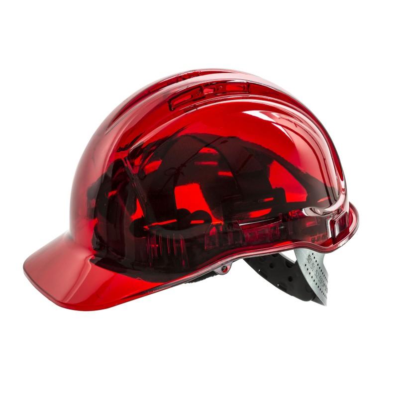 Peakview kypärät, punainen