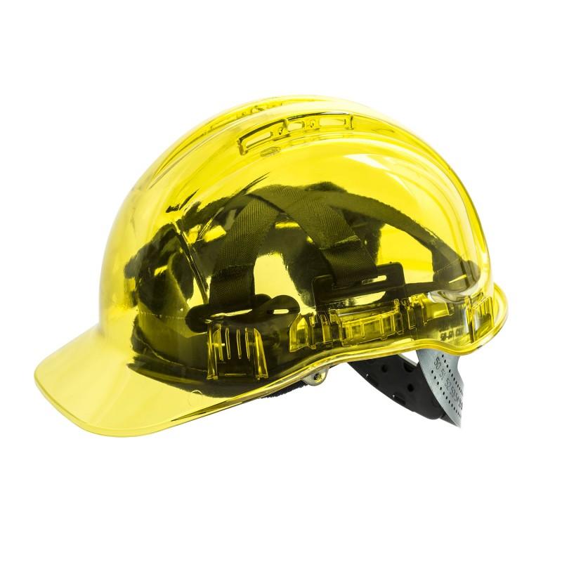 Peakview kypärät, keltainen