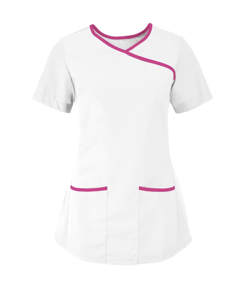 Tunika valko/pink