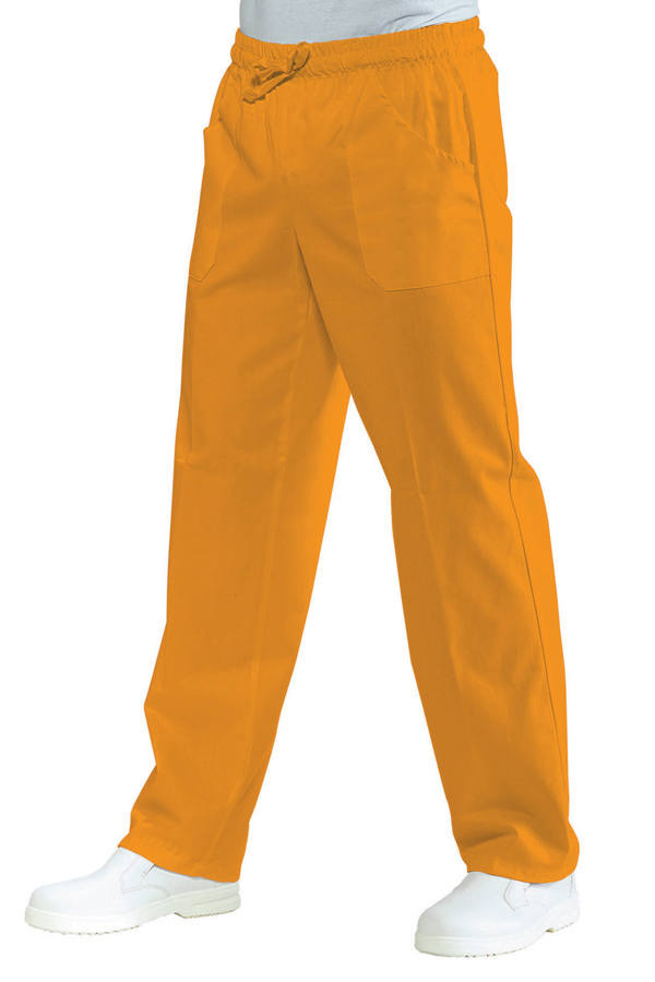 Suorat housut Pantalone Aprikoosi
