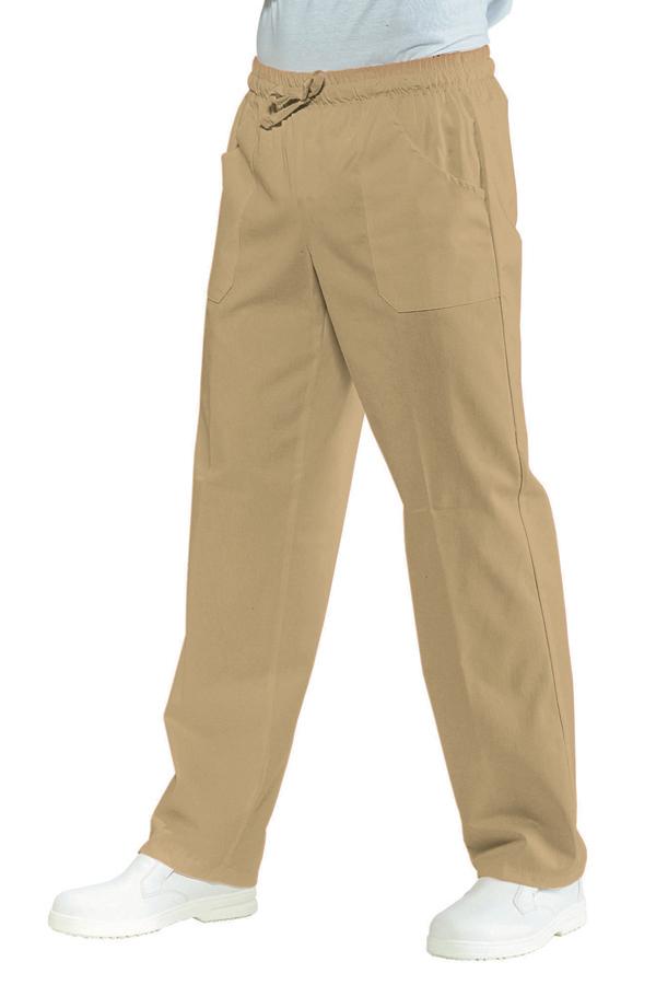 Suorat housut Pantalone Biscuit