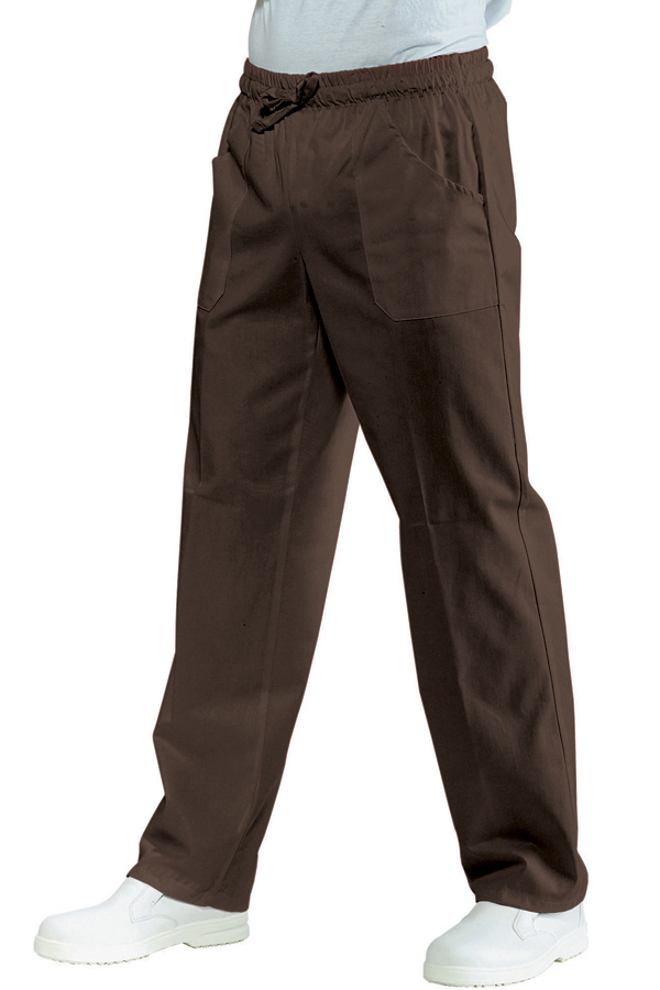 Suorat housut Pantalone Cacao