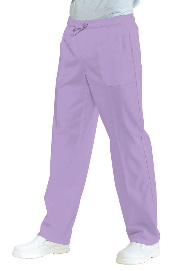 Suorat housut Pantalone Lila