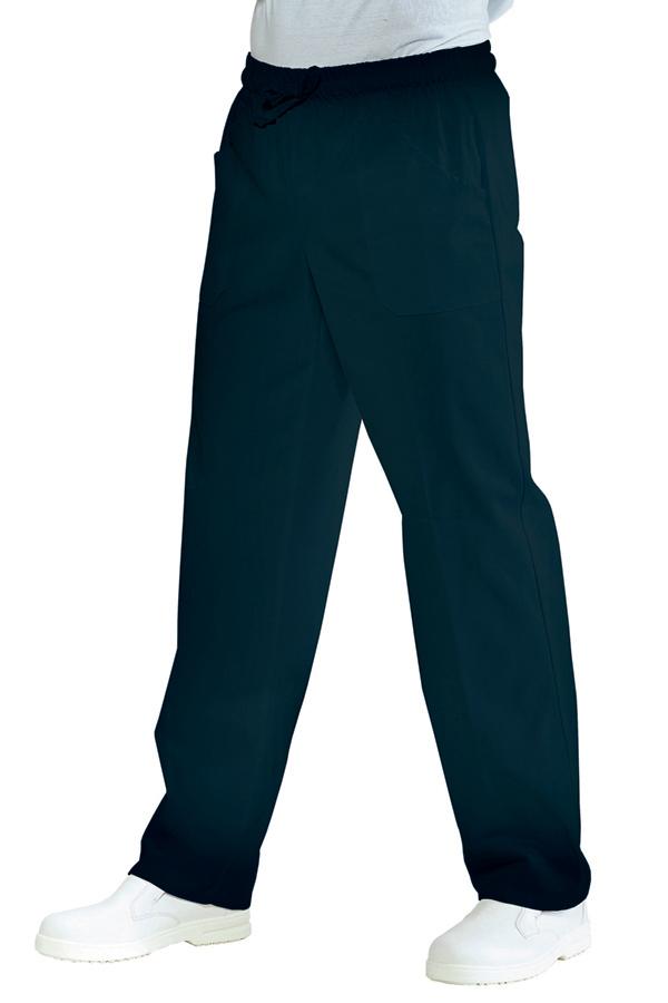 Suorat housut Pantalone Musta