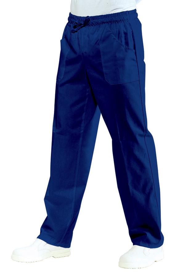 Suorat housut Pantalone Sininen