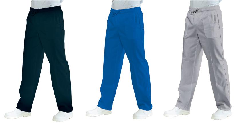 Hoitajan suorat housut Pantalone IS-044012
