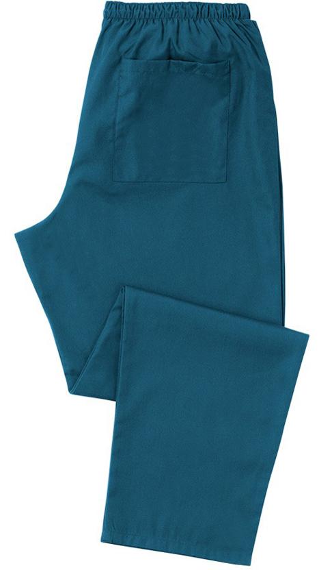 Kevyt hoitajan housu Carribean Blue