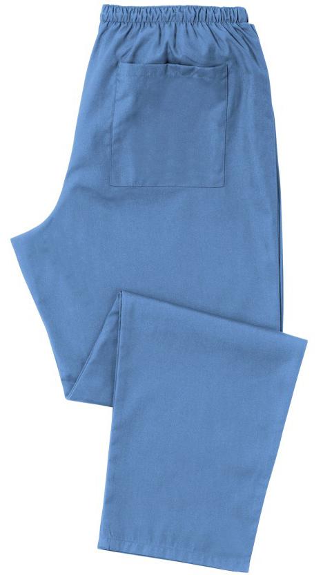 Kevyt hoitajan housu Metro Blue