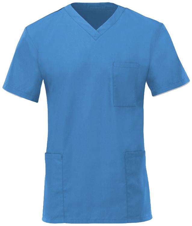 Kevyt hoitajan paita Hospital Blue