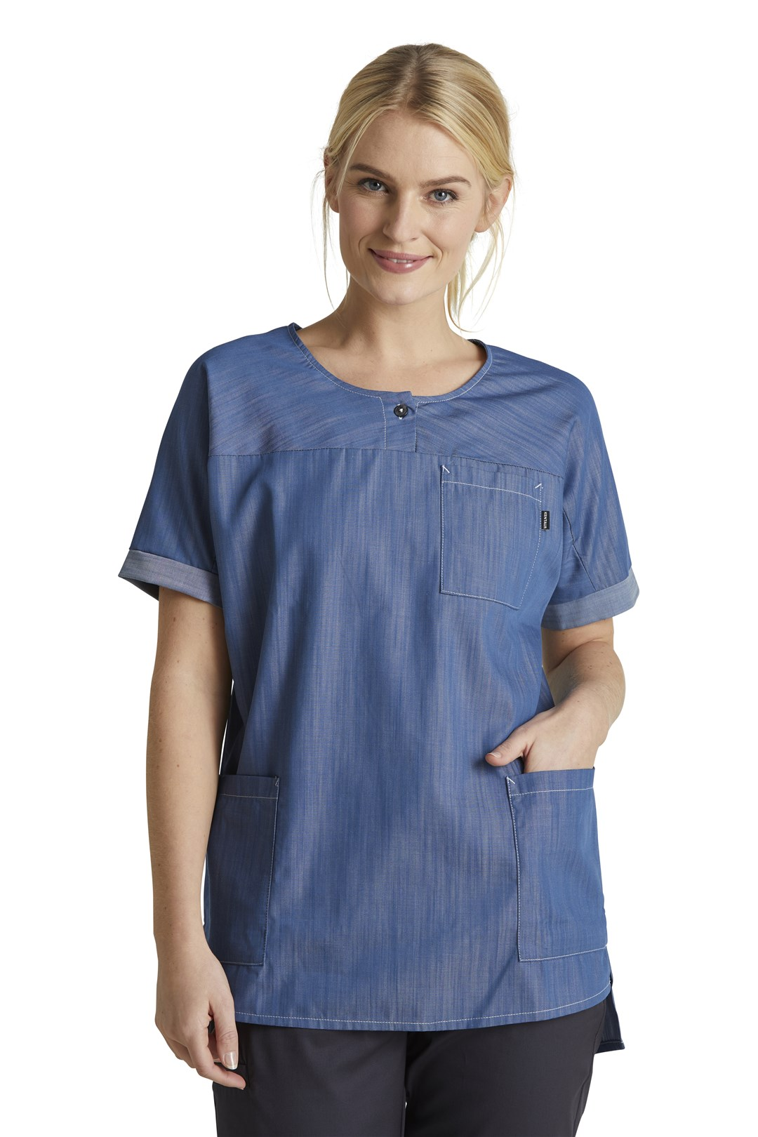 Kentaur hoitajan paita naisille Ladies Smock