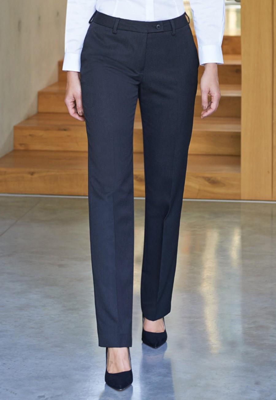 Naisten suorat Aura-housut