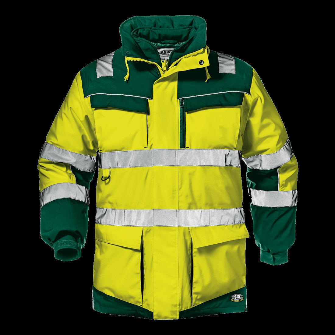 Regimental Split Jacket
