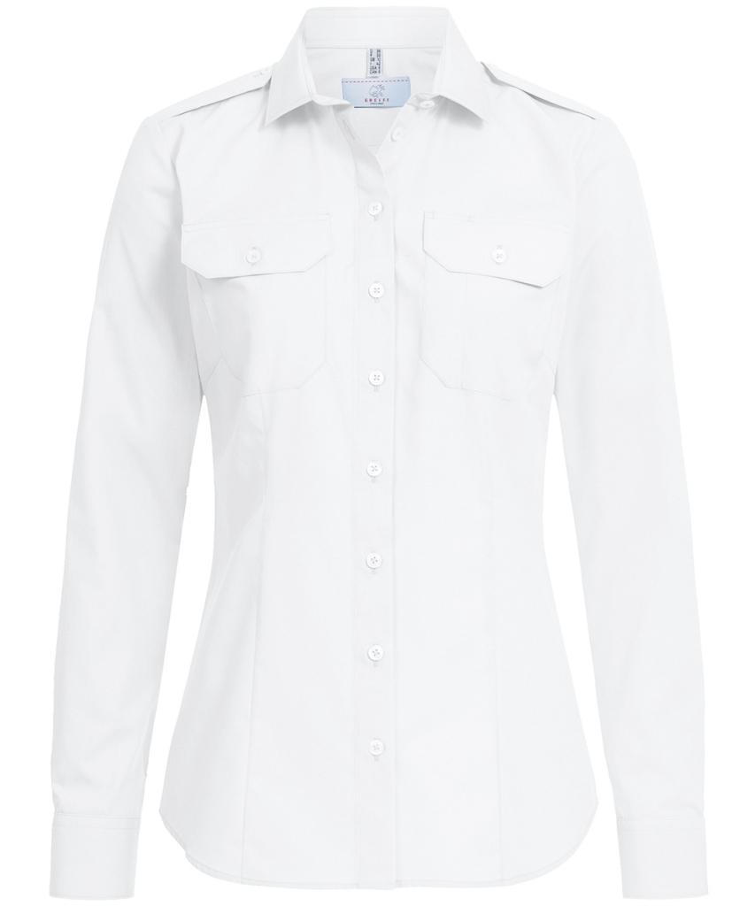 Naisten pilotti paita Greiff PH valkoinen