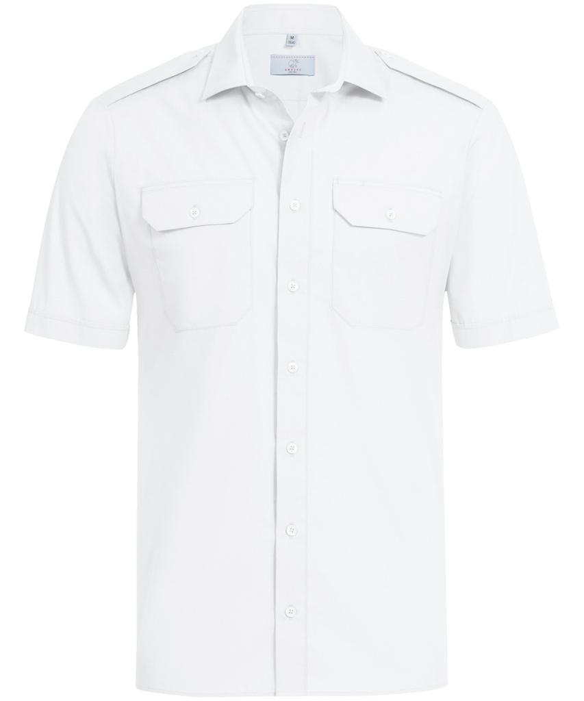 Pilotti paita Greiff LH valkoinen