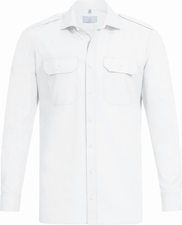 Pilotti paita Greiff PH valkoinen