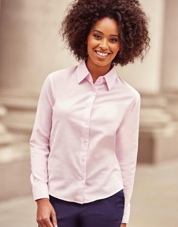 Naisten Oxford-paita