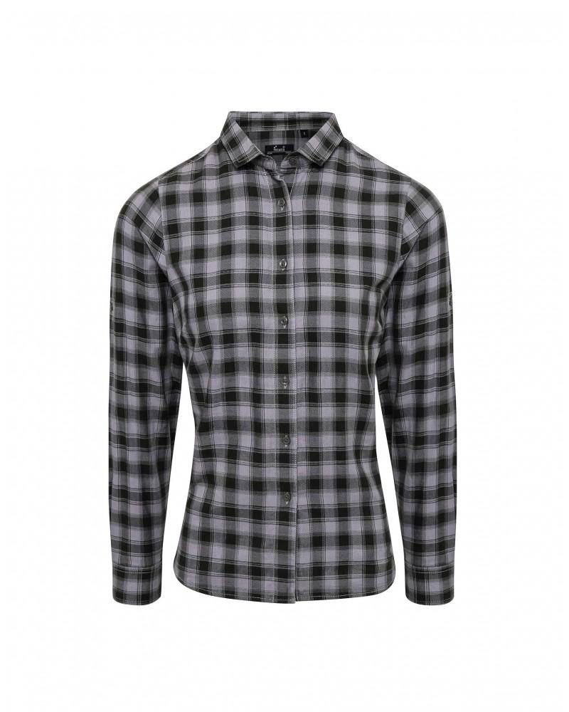Mulligan-paita steel-musta