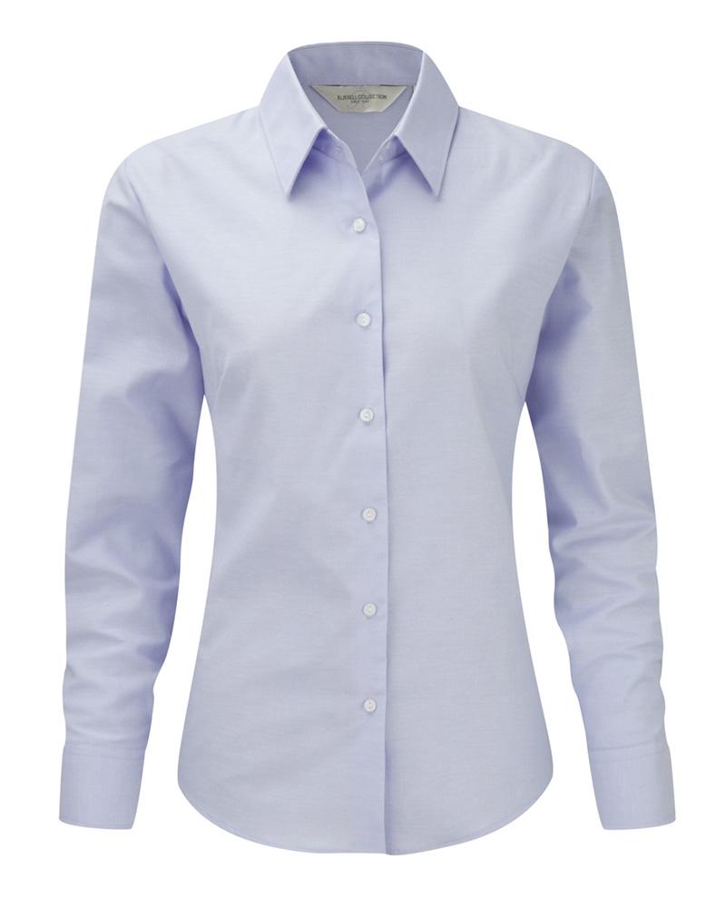 Naisten Oxford-paita Oxfordinsininen