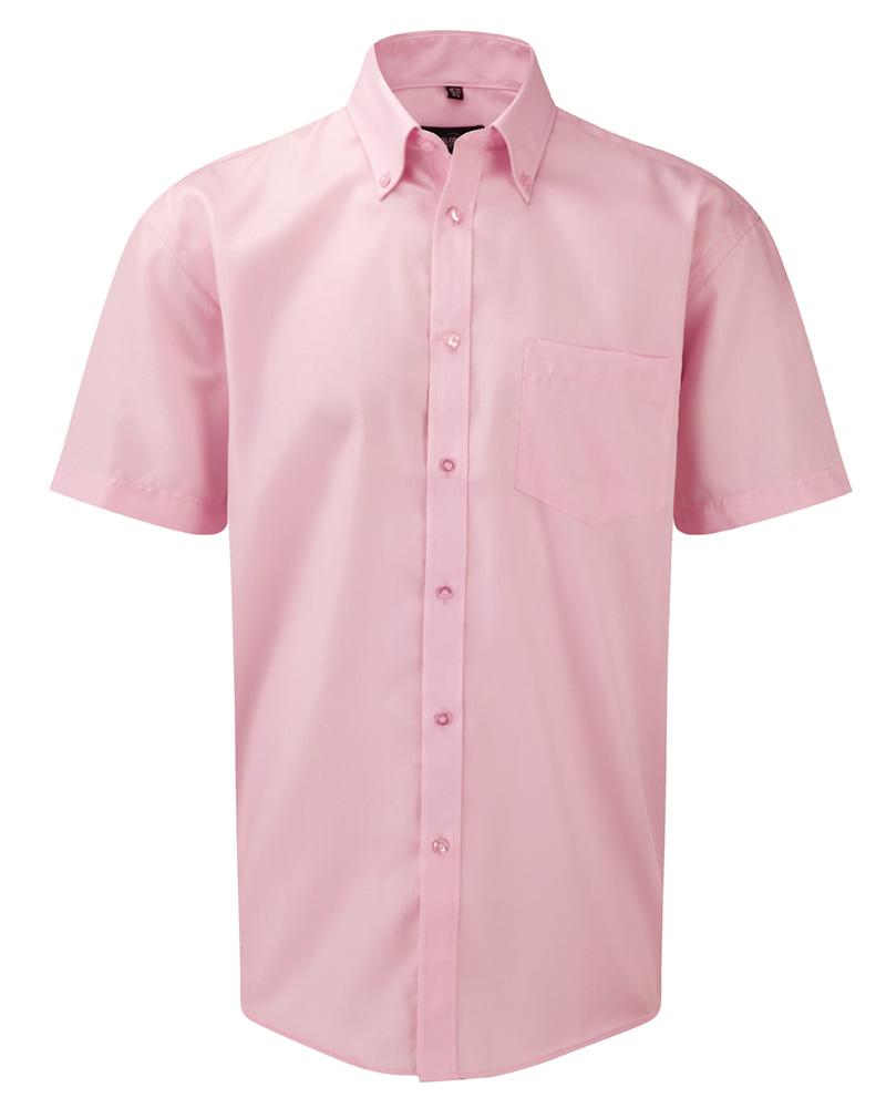 Miesten kauluspaita 957M pink