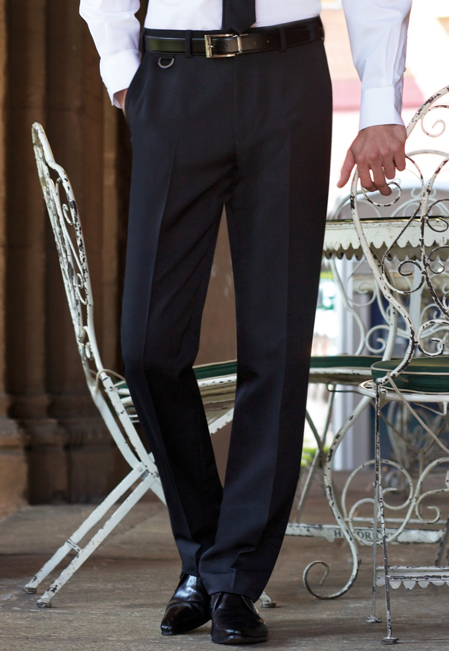Suorat tarjoilijan housut