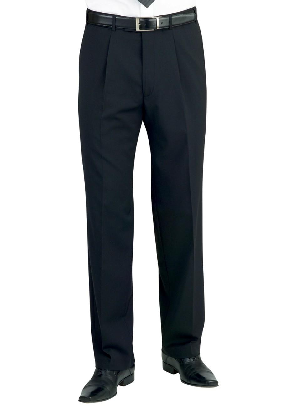 Imola housut Mustat
