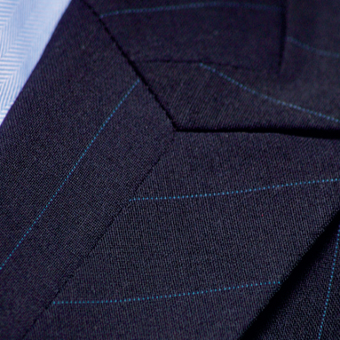 Imola housut Navy neularaita