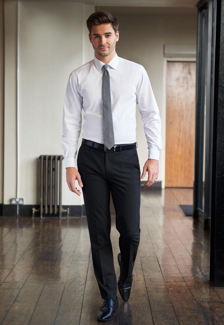 Joustavat Monaco puvun housut