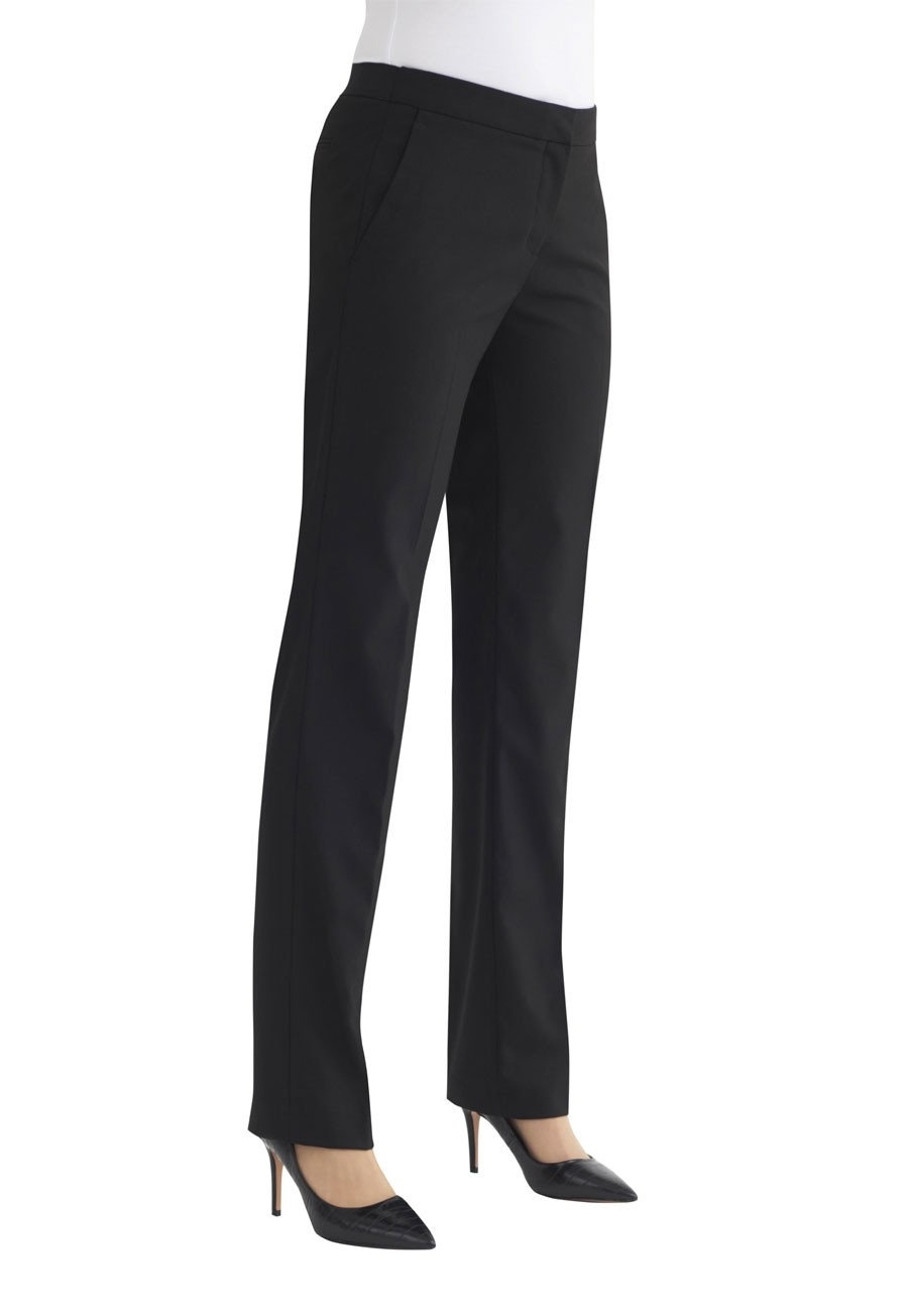 Reims housut, mustat