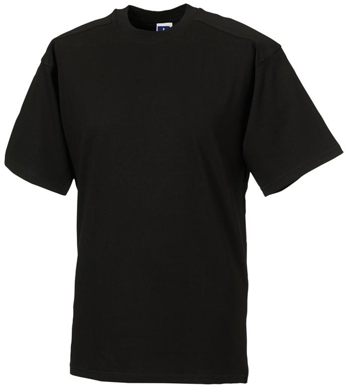 Russell 010M T-paita Musta