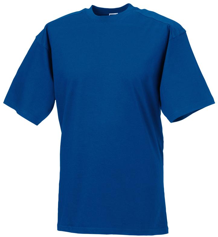 Russell 010M T-paita Royalin sininen