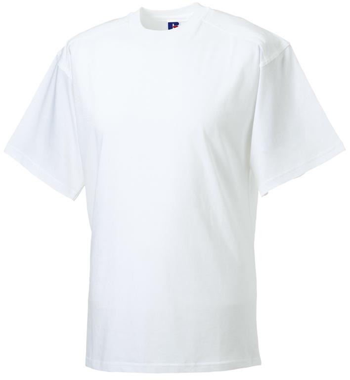 Russell 010M T-paita Valkoinen