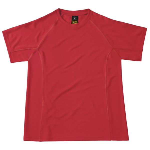 CoolPower Pro T-paita Punainen