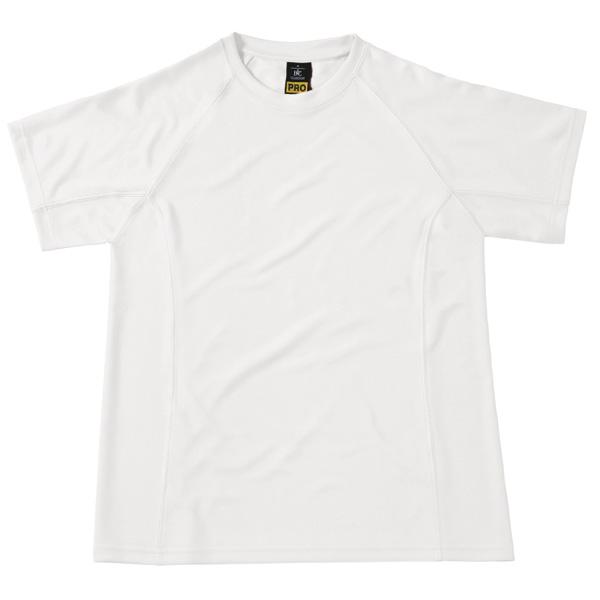 CoolPower Pro T-paita Valkoinen