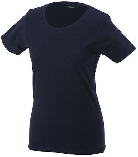 Naisten T-paita JN802 Navy