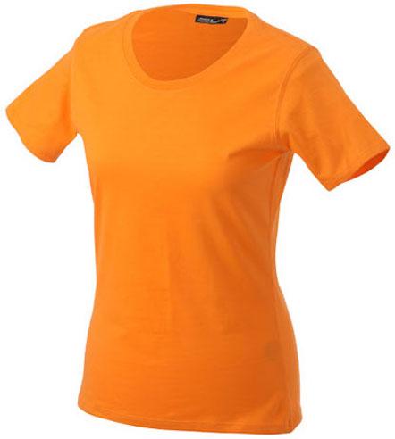 Naisten T-paita JN802 Oranssi