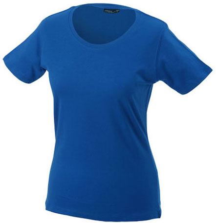 Naisten T-paita JN802 Royalinsininen