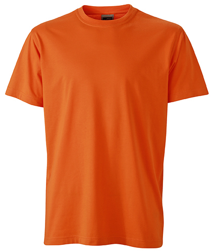 Miesten T-paita JN838 Oranssi