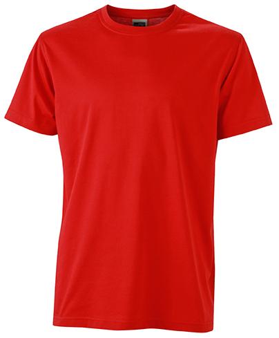 Miesten T-paita JN838 Punainen