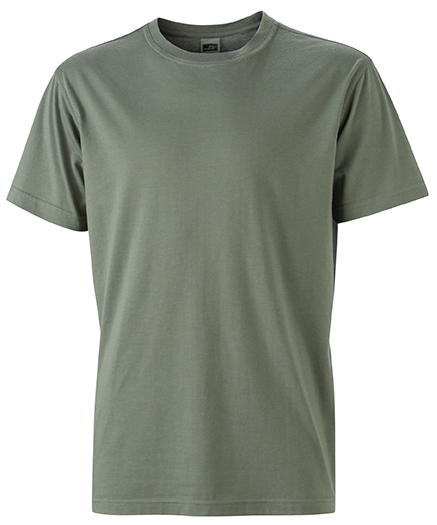 Miesten T-paita JN838 Tummanharmaa