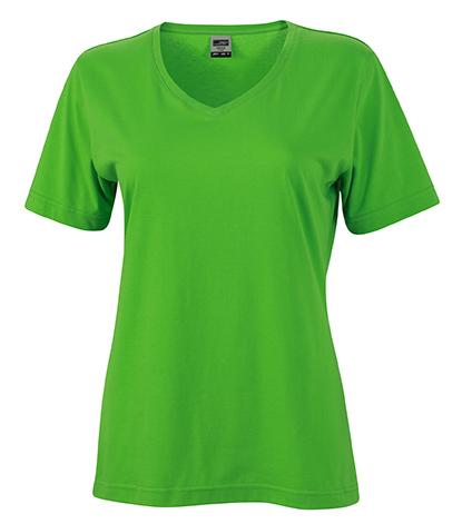 Naisten T-paita JN837 Lime