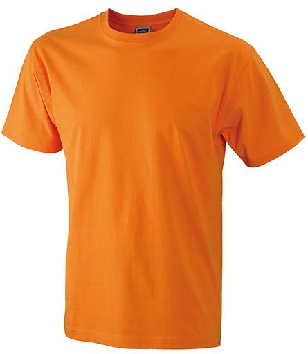 Miesten T-paita JN800 Oranssi