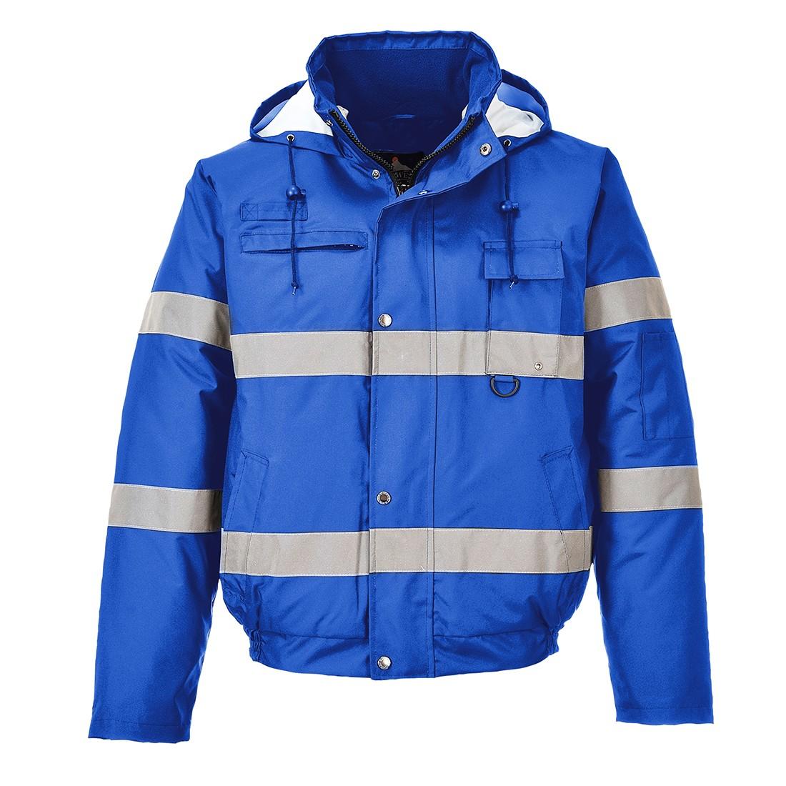 Iona Lite Bomber -takki, Kirkas sininen