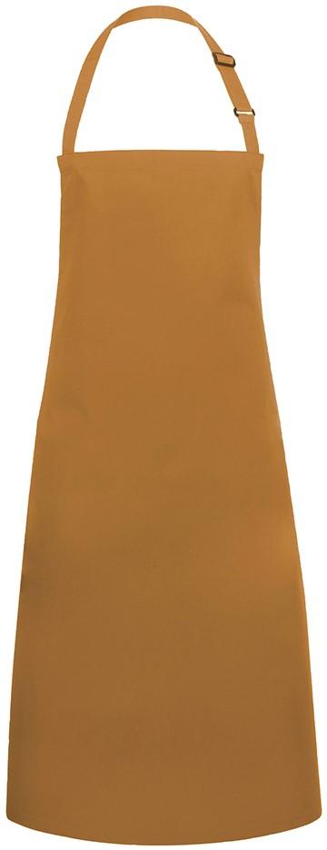 Suutarin esiliina Basic 4 Mustard