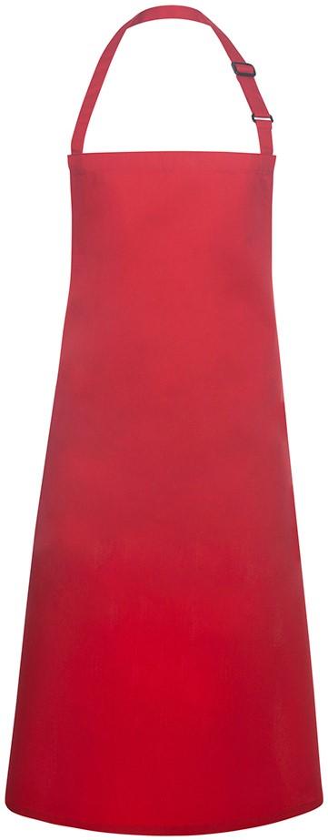 Suutarin esiliina Basic 4 Punainen