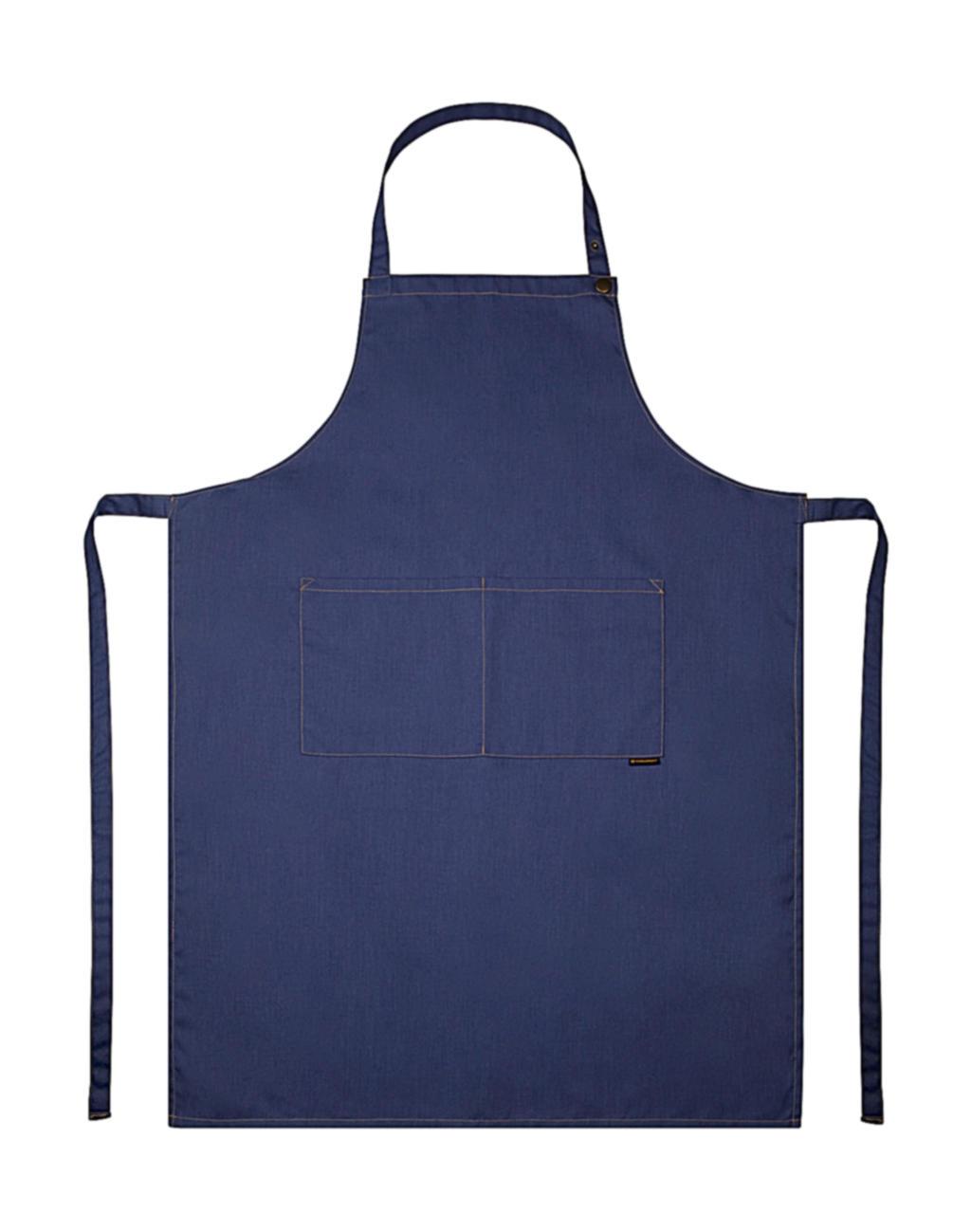 Suutarin esiliina Denim, Vintage sininen