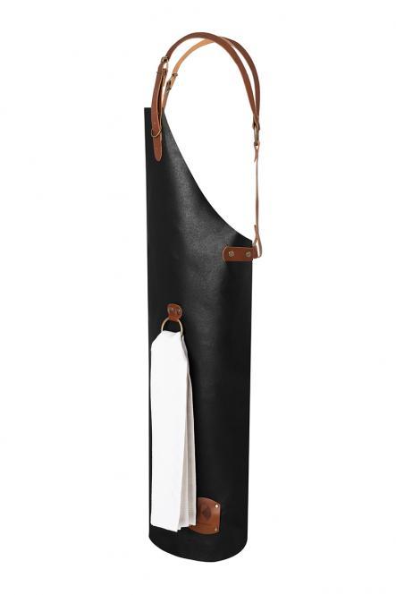 Nahkaesiliina X-Style vasen sivu